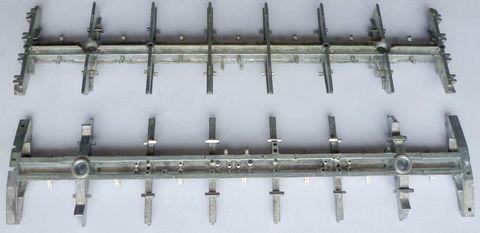 Рама полувагона модель 12-132, 12-132-03, 12-296